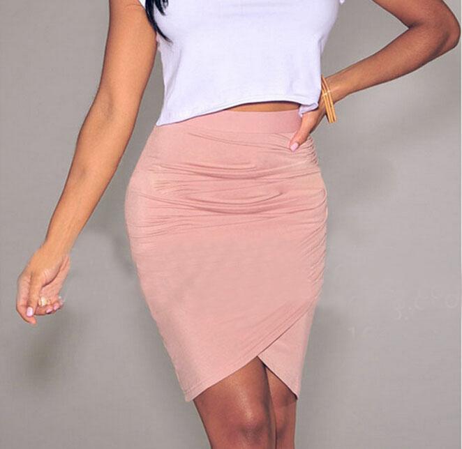 Лето стиль сексуальный юбка desigual