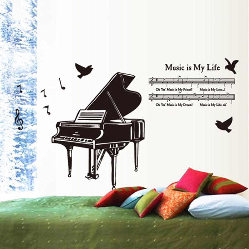Achetez en gros 3d musique note en ligne des grossistes for Decoration murale note de musique
