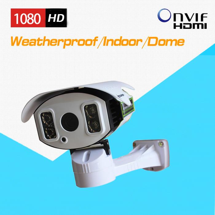 ONVIF IP Camera Outdoor 1080P Pan/Tilt Rotation 2.0MP Full HD with TF Card Slot Array IR Night 100M<br><br>Aliexpress