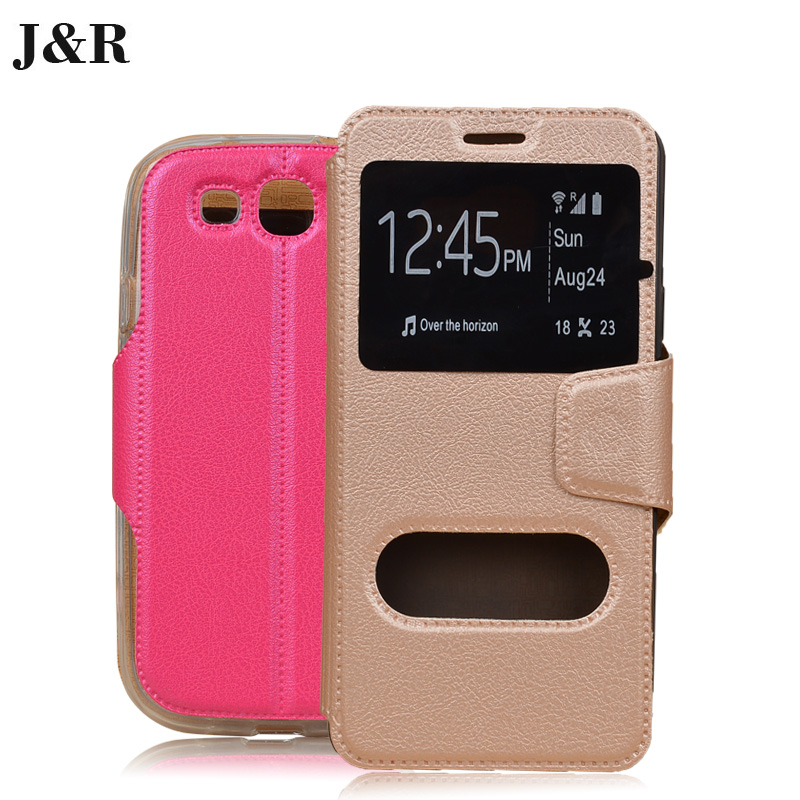 For Samsung Galaxy S3 Neo GT-I9301 S III I9300 GT-I9300 Duos GT-I9301i case Flip PU Leather capas Vertical Magnetic cover(China (Mainland))