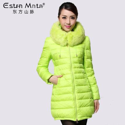Женские пуховики, Куртки Estrn Mntn 2015 2XXL NY80-S528 женские пуховики куртки meirenshuo 2015 2xxl s5888