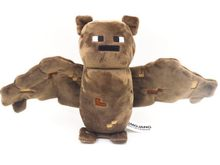 1 unidad al por mayor de juguetes de peluche Ghast/Enderman/Mooshroom/Lobo/ocello/cerdo/calamar/murciélago/Creeper para regalo de bebé niño(China)