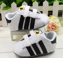 Free shipping high quality super soft sole baby boys PU sneakers shoes spring and autumn(China (Mainland))