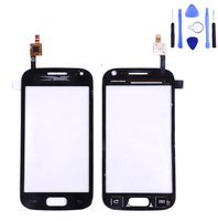 For Samsung Galaxy Ace 2 i8160 Touch Screen Digitizer white black new and original 1 pcs/lot free shipping 15-26 days with tool