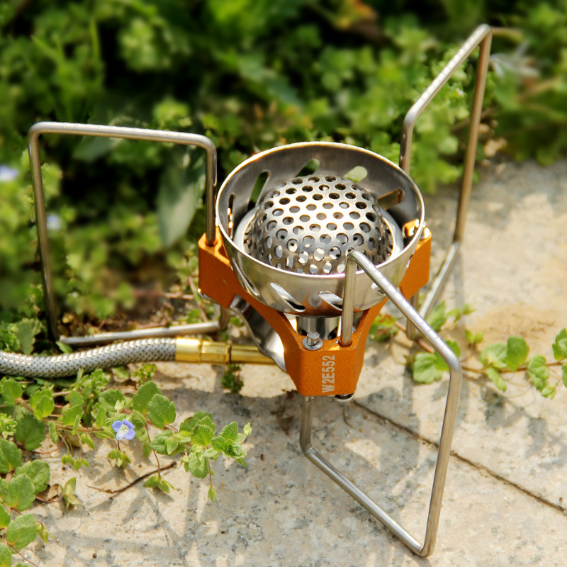 Fire-Maple Outdoor equipment Camping Windproof Stove Gas Burner Split Stove Portable