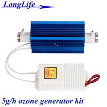 Lf-1105qsmt, Ac220v / AC110V 5 Гц/ч 5 г 5 г — 8.4 Гц/ч озонатор трубки тип кит авто 5 г озона очиститель воздуха дома