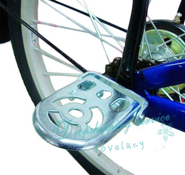 Pedal Bicycle Rear Electric Car Thickened Folding - ET2-9 store