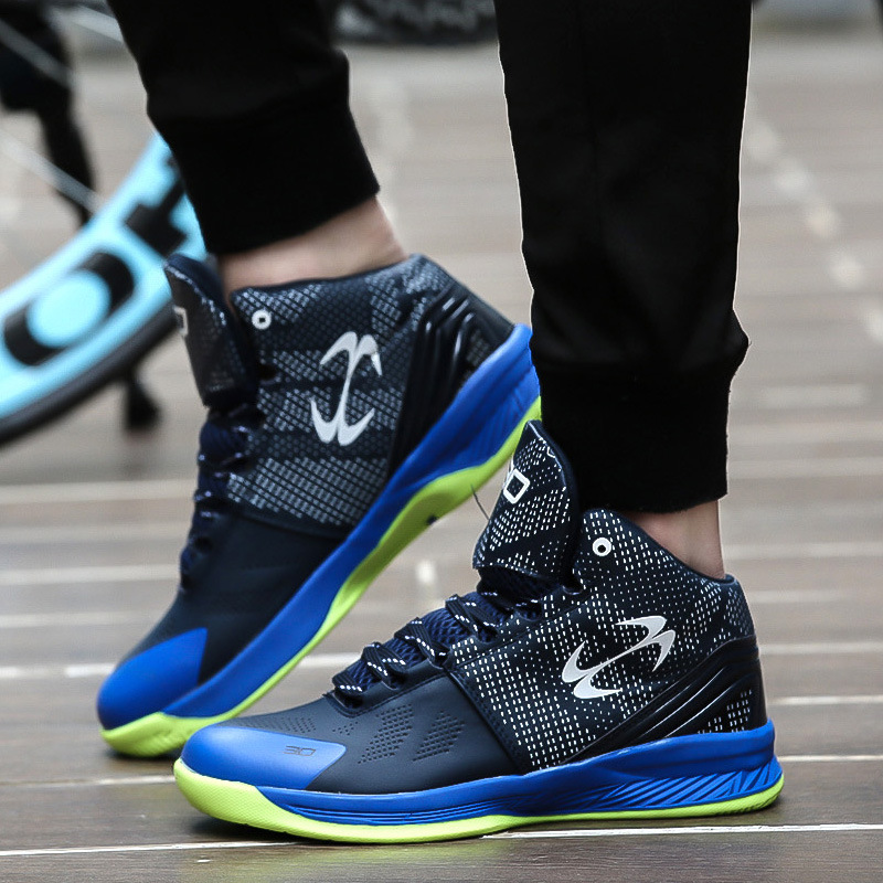 Stephen Curry Shoes Black Yellow