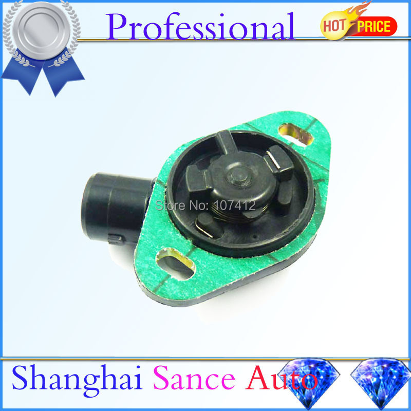 Throttle Position Sensor TPS 911-753 16400-P06-A11 Honda Accord Del Sol CRX Civic CR-V Prelude Acura Integra CL 1988-2001 - Shanghai Sance Auto Part Co., Ltd. store