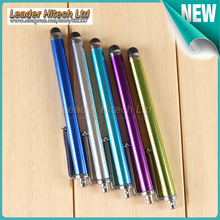 Universal Capacitive Stylus Touch Pen for Table PC /PAD / iPhone(China (Mainland))