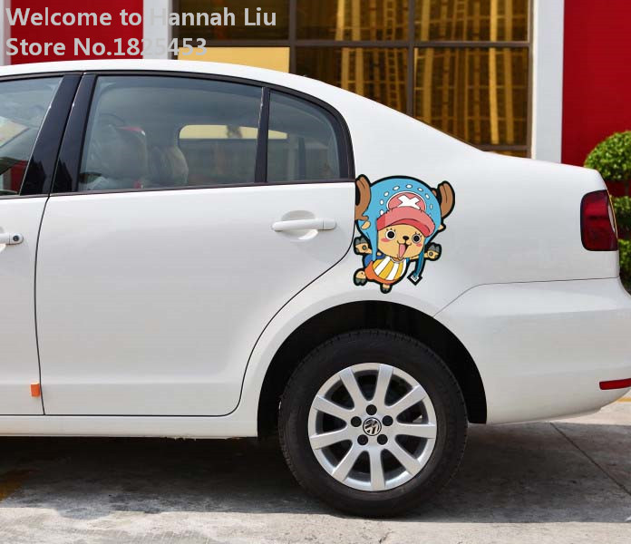 Car stickers opel astra h peugeot 2008 lexus skoda yeti volvo s40 Large 28*28cm Pet cute ONEPIECE(China (Mainland))