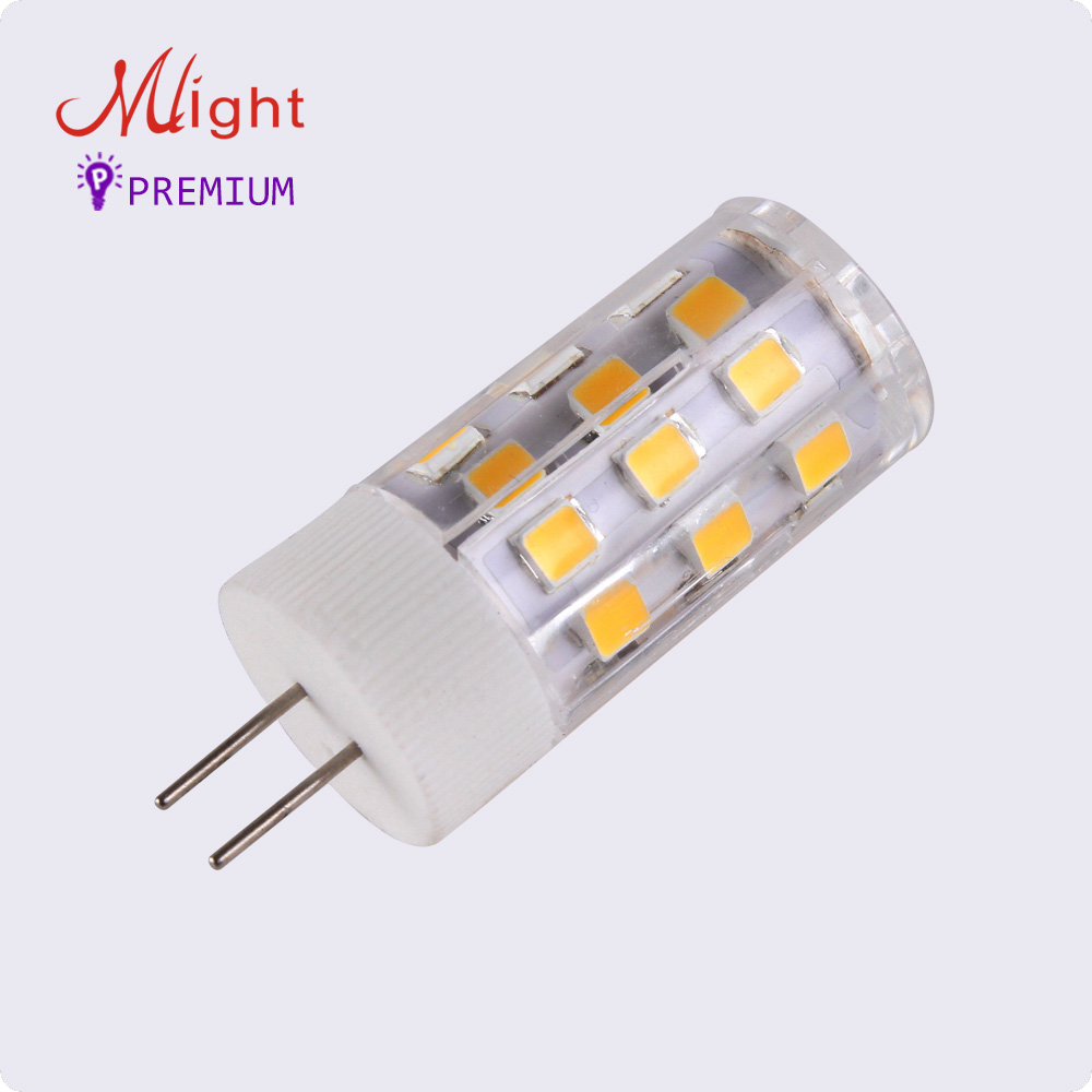 5pcs High Quality Ceramic LED G4 Lamp Bulb DC 12V 2W 3W 5W 2835 LED Light Bulb replace Halogen G4 for Chandelier Free Shipping(China (Mainland))