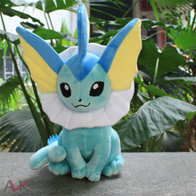 """Buy Anime Monsters XY Plush Toy Vaporeon Family Movies & TV Plush Toy Dolls Soft Stuffed Animals & Plush Kids Gift 13"""" 35CM for $11.33 in AliExpress store"""