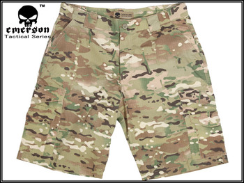 Hunting Airsoft trousers EMERSON multicam Tactical Shorts Military army casual EM7023