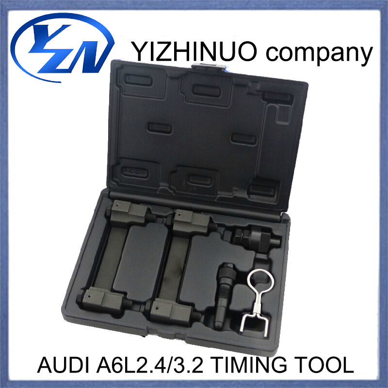 Здесь можно купить  for audi A6L2.4/3.2 Camshaft Alignment Timing Holding Engine Repair Locking Tool car accessories auto engine timing tool set  Автомобили и Мотоциклы