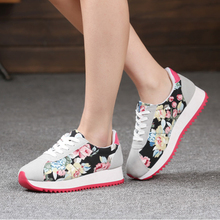 Nilanya The spring and autumn period and the leisure shoes Low help shoes canvas Broken beautiful