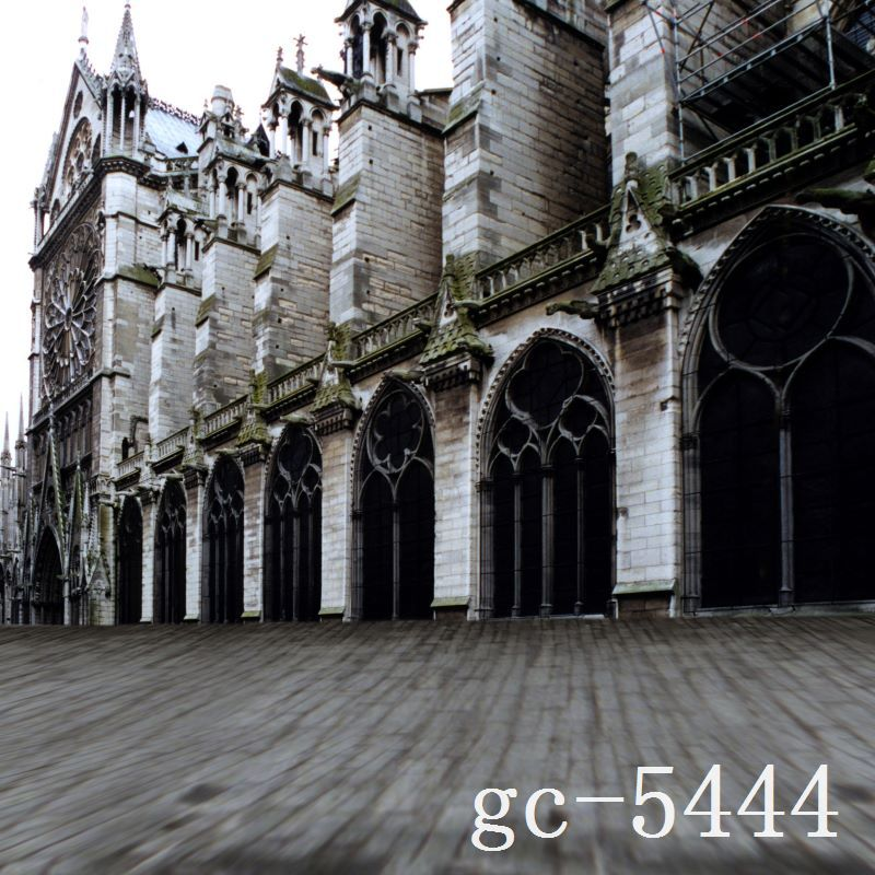 Фотография 600CM*300CM(20ft*10ft ) European style house Vinly backdrops for photography photo background AY 5444