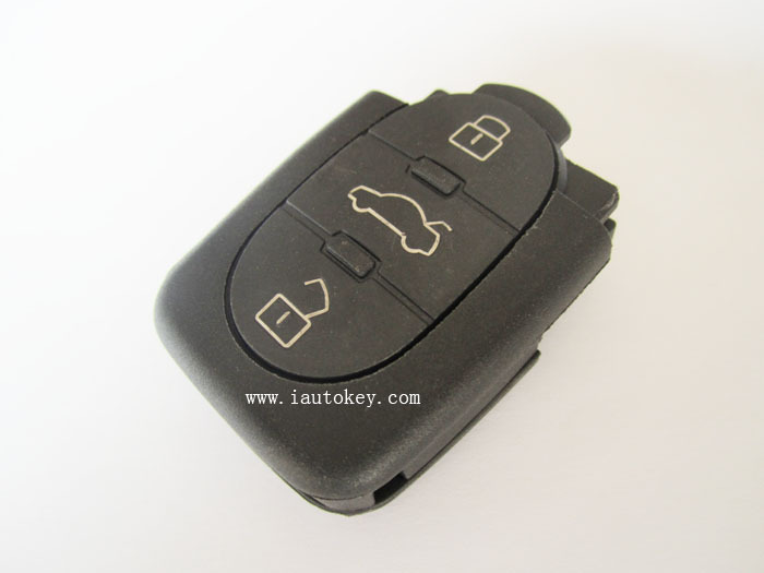 10pcs/lot VW Remote Control 433MHZ:1J0 959 753 B for Volkswagen Car Keys(China (Mainland))