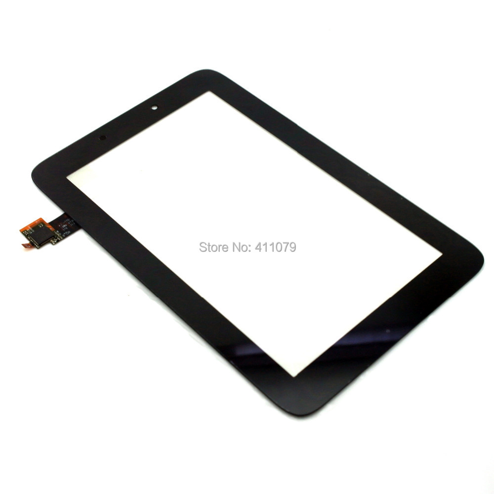New For Lenovo IdeaTab A2107 A2207 Series Digitizer Touch Screen Top Outer Glass Lens Tablet Panels White With Tools(IP30+Tool1)(China (Mainland))