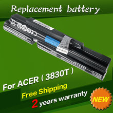 Laptop battery ID57H03H ID47H03H for ACER For Aspire 3INR18/65-2 LC.BTP0A.013 TIMELINEX For Gateway ID47H02U AS3830TG-6412