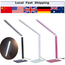 New Folding Led Reading Desk Table Lamp Eye Protection Bright 48 LED Table Lamp Reading Book Light Table Lamps Office Table(Hong Kong)