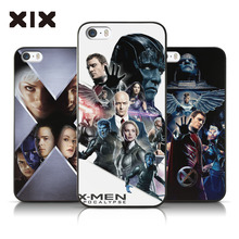 2016 luxury phone bags for cover iPhone 6s plus Marvel Comics The X-Men Apocalypse plastic back cover for iPhone6 plus wholesale