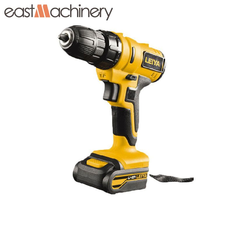 Professional Power Tool 12V 10mm Li-ion Cordless Drill With Two Speed(China (Mainland))