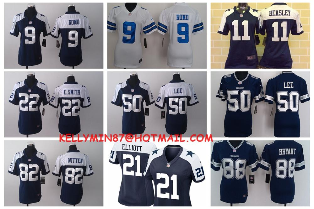 NFL Jerseys Sale - Compare Prices on Tony Romo- Online Shopping/Buy Low Price Tony ...