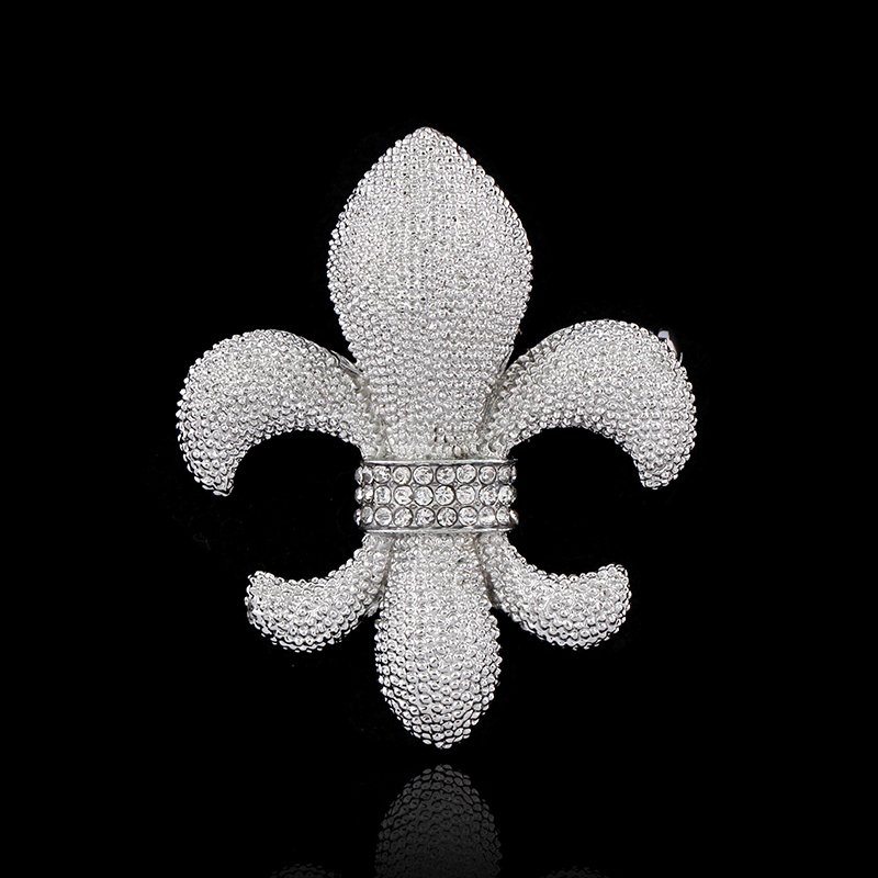 Гаджет  Fashion broches Luxury Banquet Accessories silver plated Anchors Brooch jewelry Charm rhinestone brooch pin for women brooches None Ювелирные изделия и часы