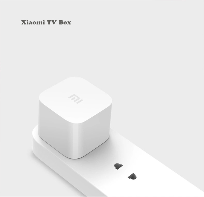 Original XiaoMi MIUI TV Box Dual Band WiFi Bluetooth 4.0 HDMI Single Connection 1GB RAm 4GB rom Android 4.4.2 MT8685 Quad Core(China (Mainland))