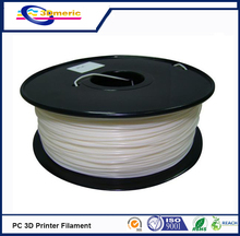 White color PA Nylon 3D printer filament 1.75mm 3.0mm 1kg/2.2lbs Consumable Material for MakerBot RepRap UP Mendel 3D Printer
