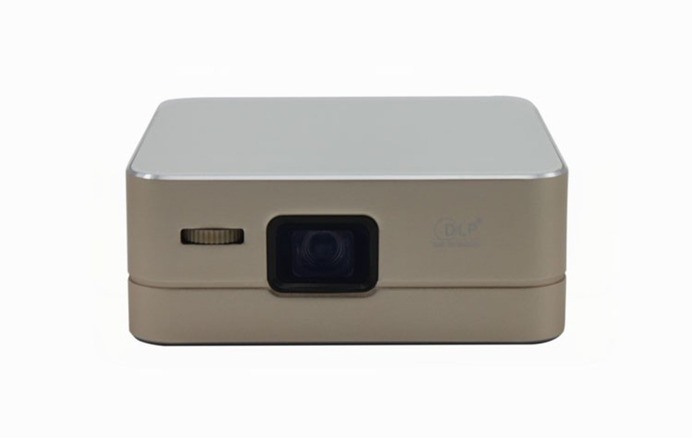 LED Video HD Mini DLP Pico 4K Projector Decoding DLP Display Portable with Android Bluetooth Wifi 2600mAh Battery P96