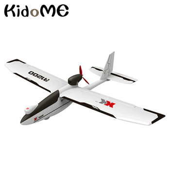 Kidome XK A1200A 2.4GHz 4CH 3D / 6G System 5.8G FPV Brushless Motor EPO Foam Fixed-wing RC Airplane