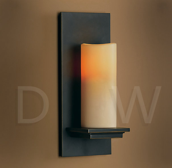 bedroom wall lamp natural marble quality wall lamp brief
