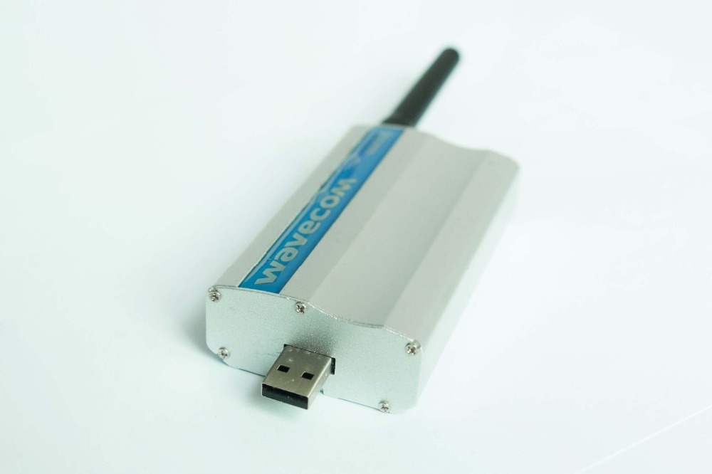 GSM Modem Pool with Q2406 Wavecom Module For Send SMS MMS USB interface(China (Mainland))
