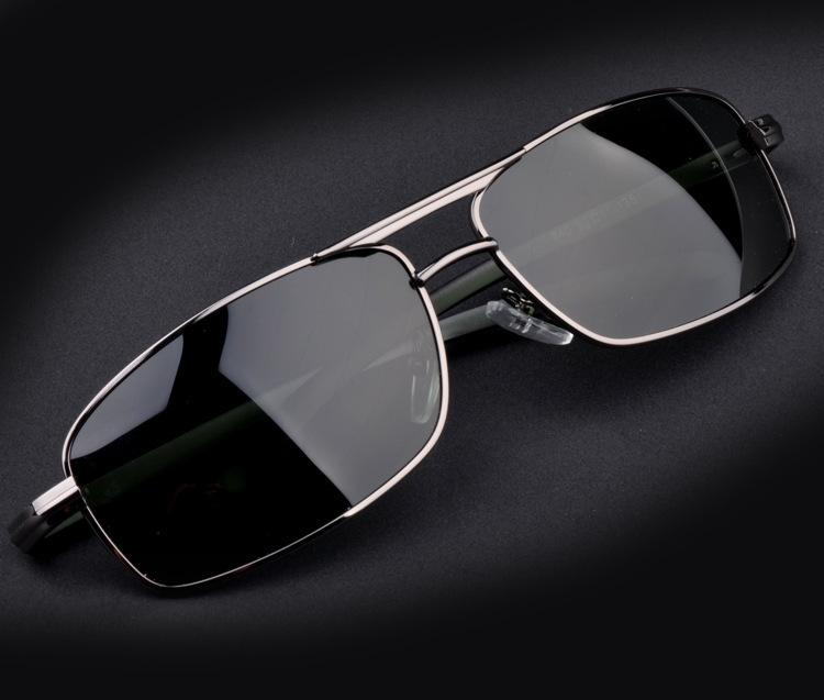 Men's sunglasses polarized sunglasses male models big box 840 sunglasses polaroid men women female police sunglasses protective(China (Mainland))