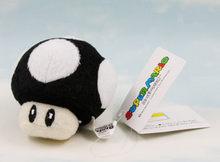 6 CINCO CENTÍMETROS Super Mario Bros Luigi Yoshi Toad Mushroom Cogumelos Chaveiro de pelúcia Anime Figuras de Ação Brinquedos para as crianças presentes brithday(China)
