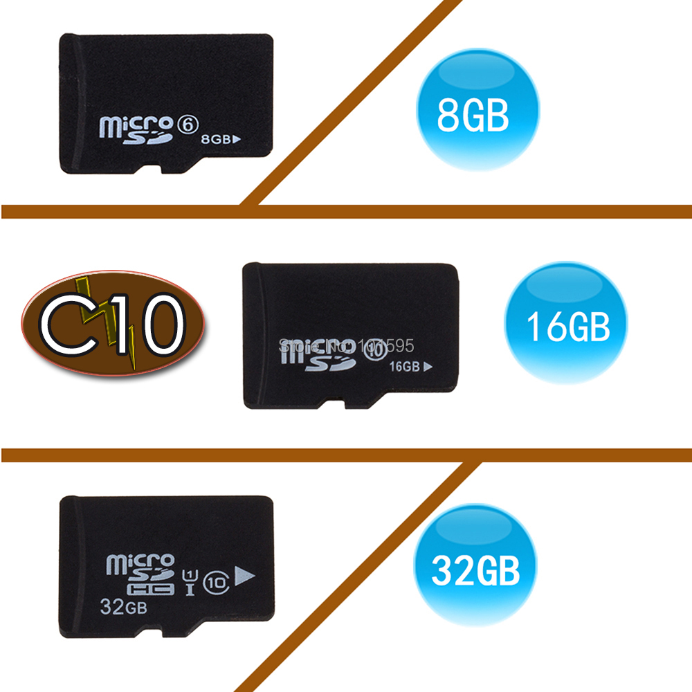 Good Real Capacity High Speed Microsd Compact Flash TF Memoey Micro sd Card 4GB 8GB 16GB 32GB 64GB CLASS 10 Free Shipping(China (Mainland))