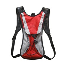 New fashional resin net Durable Outdoor Cycling Bicycle Riding Backpack with 2L Hydration Water Bag Riding Backpack BB1241(China (Mainland))
