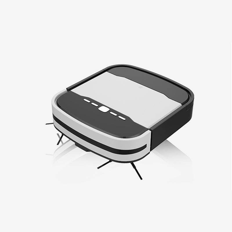 2016 New JWS-S500 Automatic Sweeping Robot intelligent Household Vacuum Cleaner ultra-thin lithium battery convenient charging(China (Mainland))