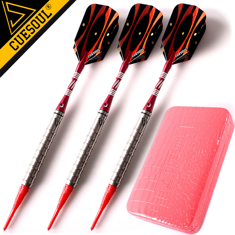 90% Tungsten 3PCS/set 18g 15cm Darts Professional Game Soft Tip Darts Electronic Dart Needle With Professional Box High Quality<br><br>Aliexpress