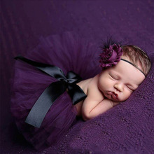 Lovely Toddler Baby Girl Clothes Infant Newborn tutu Skirt & Headband Outfit New 0026(China (Mainland))