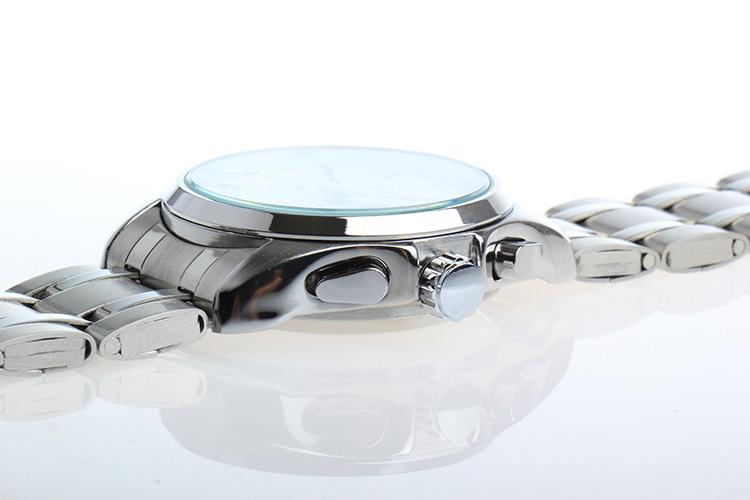 2016 ПОСЛЕДНИМ BIAOKA мужские часы неделю двойной календарь автоматические механические часы Хронограф стали Кожа часы relogio masculino