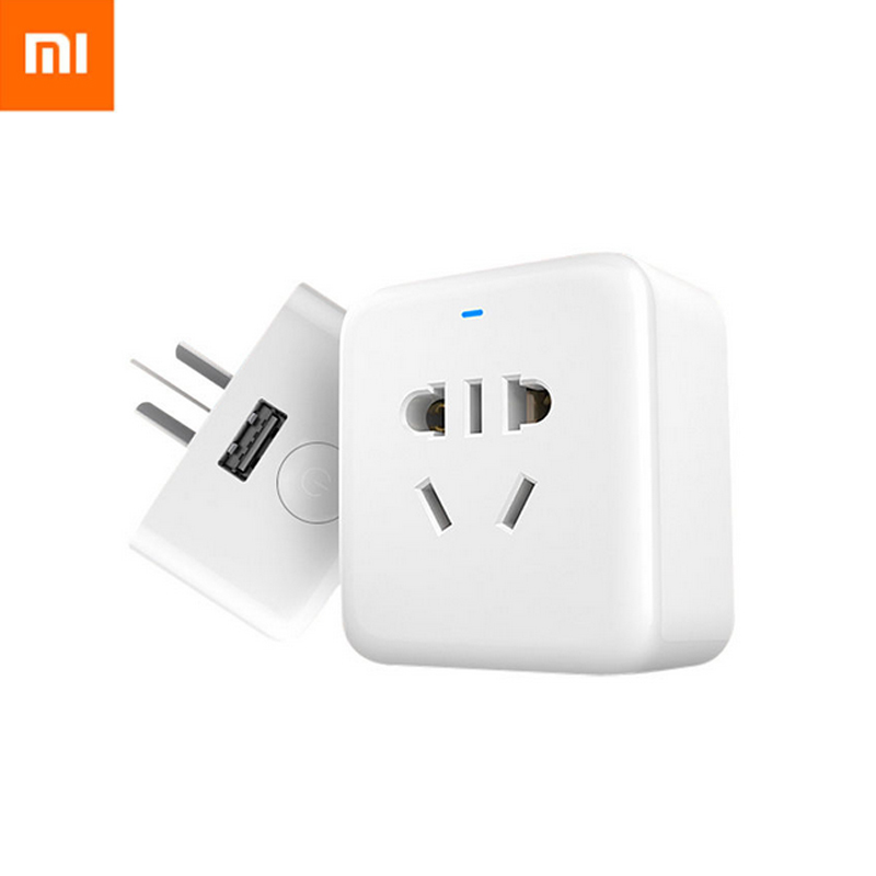 xiaomi origine usb prise murale mi usb wifi t l commande. Black Bedroom Furniture Sets. Home Design Ideas
