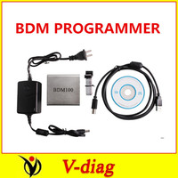 freeshipping wholesale and retailed ECU PROGRAMMER bdm 100 tool v1255 BDM100 Auto  Programmers