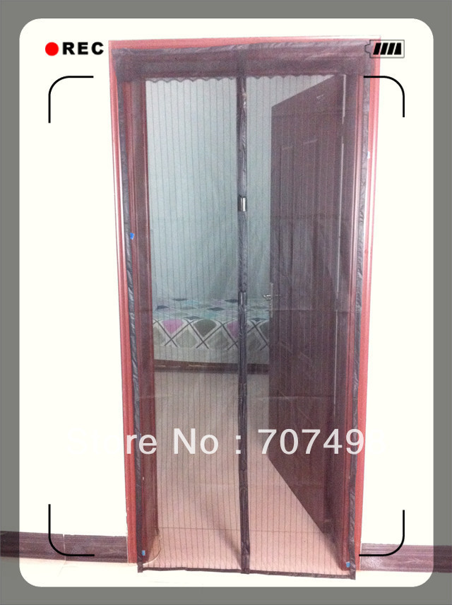 Popular retractable screen door buy cheap retractable for Cheap sliding screen doors