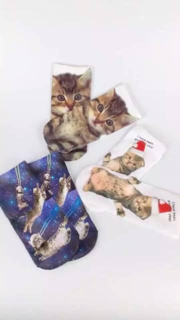 2016 новый модный европа 3D печать собака и кот все виды животных шаблон прекрасный ...