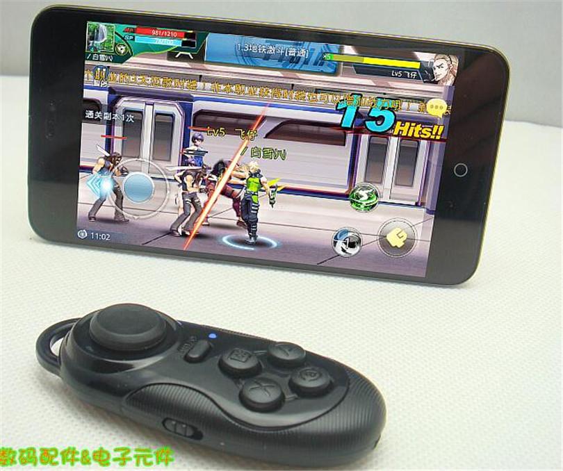 100% новая беспроводная связь bluetooth регулятор игры джойстик игрового геймпад для android / ios moblie смартфонов для iphone для samsung