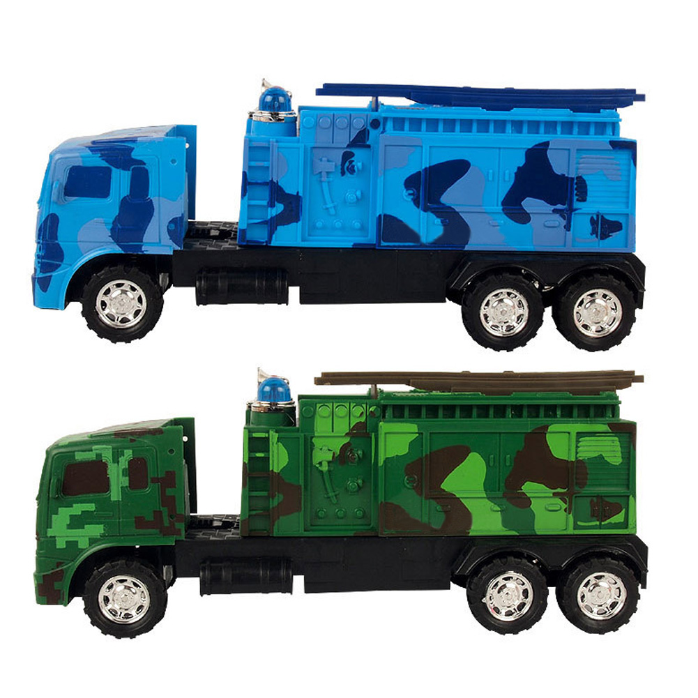 Portable Military Kids Toys Cars Truck Army Car Model Toy for Children Mini Car Toys Random Color(China (Mainland))