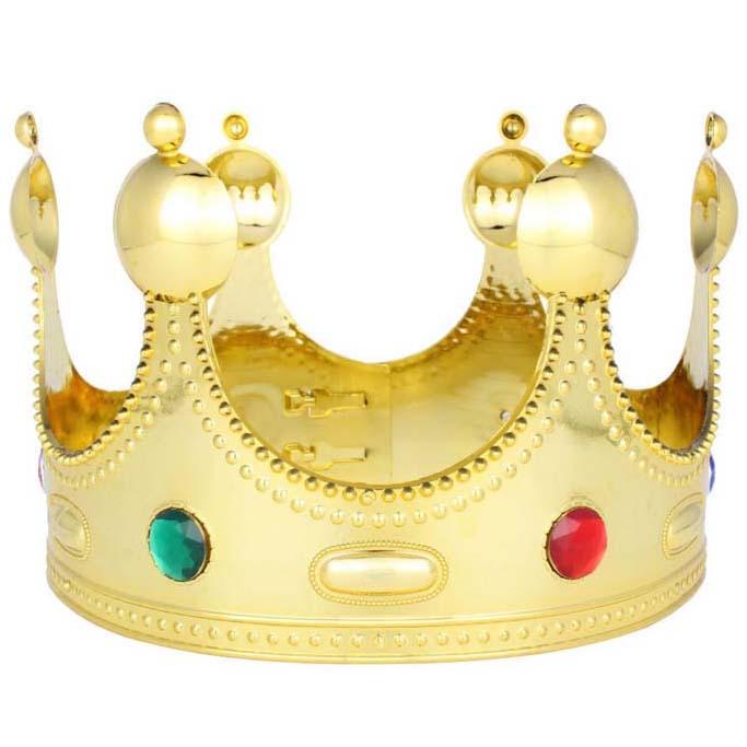 Children's birthday celebration king crown headband(China (Mainland))